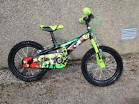 Ben 10 boys bike
