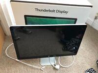 "Apple 27"" thunderbolt monitor"