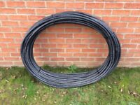 16mm 3 Core SWA Steel Wire Armoured XLPE Electrical Cable 12m BASEC Approved.