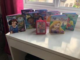 Disney Princess Interactive Book Collection My Reader