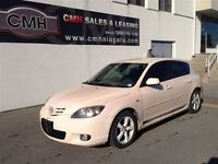 2004 Mazda MAZDA3 GS LOADED (UNCERTIFIED - SOLD AS IS)