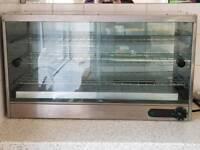 Parry heat cabinet