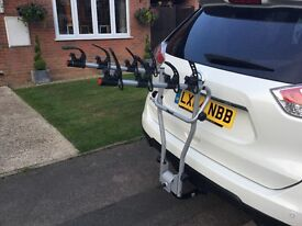 Thule 4 bike car rack