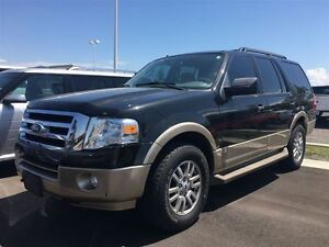 2011 Ford Expedition XLT 4WD LEATHER, SUNROOF, HEATED/COOLED SEA