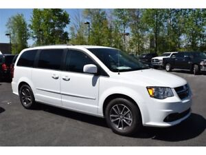 2017 Dodge Grand Caravan Premium Plus 7 passagers+atte. remorque