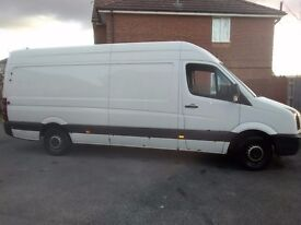 "2008 VW CRAFTER LWB 150K ""BARGAIN"" PRICED TO SELL"