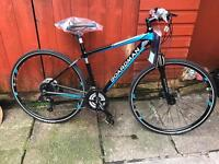 Boardman MX Sport Unisex Hybrid Bike Brand New 45cm Small