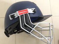 Junior cricket helmet 53-56cm Gary Nicholls