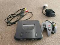 N64 Console+Expansion Pack
