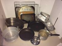 Job lot of kitchen stuff