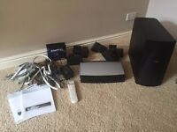 Bose Lifestyle 18 Series II DVD Home Entertainment System