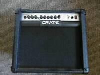 Crate GTX30 guitar amp