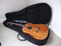 Tanglewood TW40 SDD Sloped Shoulder Dreadnought Guitar