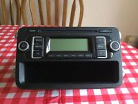 VW T5 Radio CD player
