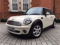 MINI ONE 1.4 **FULL SERVICE HISTORY** 1 PREVIOUS OWNER** SUPERB CONDITION
