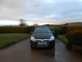 04 vauxhall astra 1.4 full years mot