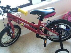 Carrera star bike never used