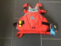 Palm FXR buoyancy Aid , PFD brand new size m/l