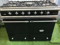 Stunning Lacanche range cooker cluny model oven