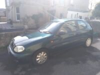 Daewoo Lanos, Manual, Great Daily Driver. Nice Extras Free.