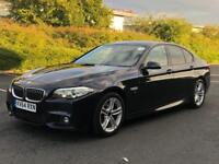 2015 BMW 5 SERIES 520D M SPORT AUTOMATIC