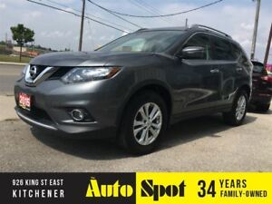 2015 Nissan Rogue SV/LOADED/REDUCED FOR A QUICK SALE !