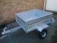 Noval Portaflot car trailer