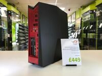 ASUS REPUBLIC OF GAMERS PC, QUAD CORE, 12GB RAM, 2GB GRAPHICS CARD, 2TB HDD, KEYBOARD&MOUSE £449