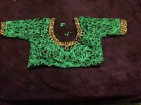 Readymade traidtional blouse for sarees