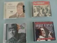 CDs.50s/60s.mixed