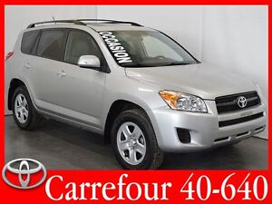 2012 Toyota RAV4 2WD Touring Bluetooth+Toit Ouvrant+Demarreur a