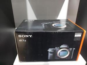 STORE SALE - Sony Alpha A7SII Mirrorless Body Brand New In Box