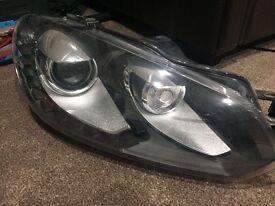 Golf mk6 gti/gtd drl headlight