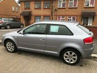 AUDI A3 6 Speed Gearbox only 91k Mileage, MOT Excellent