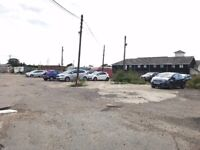 Parking Space, Open Storage, Yard, Land, Airport Parking available in Heart of Braintree - Essex