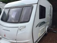 2010 Coachman Amara 380 (2 Berth, End Kitchen)