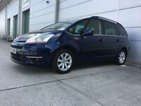 2008│Citroen Grand C4 Picasso 2.0 HDi 16v Exclusive EGS 5dr│1 FORMER KEEPER│SERVICE HISTORY