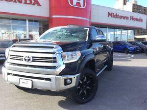 2015 Toyota Tundra Platinum 1794 Edition 4x4 CrewMax