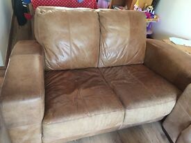 FREE- 3 seater and two seater sofa-
