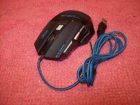 Zelotes T-80 Big Mac USB Gaming Mouse