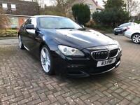2012 BMW 640D M Sport