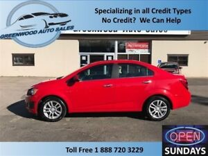 2014 Chevrolet Sonic LT Auto SUNROOF, GREAT VALUE, CALL NOW!!!