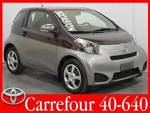 2012 Scion iQ Edition Speciale Gr.Electrique+Air Automatique