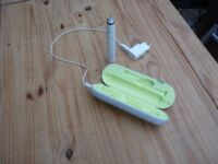 Philips electric toothbrush and charger