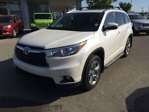2014 Toyota Highlander Limited|V6 3.5L| Leather|Sunroof|Camera|K