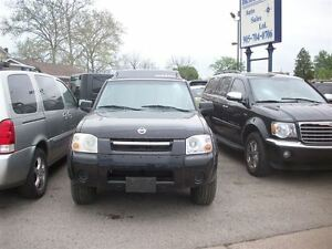 2004 Nissan Frontier XE-V6 GREAT LITTLE TRUCK WITH CAP