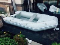 Inflatable Boat Dinghy 2.9 metres - 5 persons