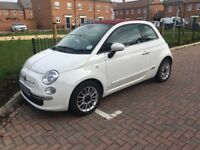 Fiat 500c convertible for sale