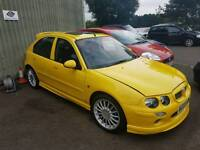 MG ZR 1.4CC FULL SERVICE HISTORY