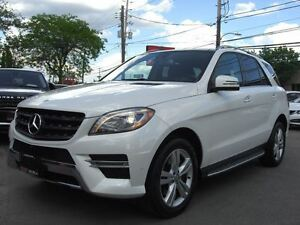 2014 Mercedes-Benz M-Class ML350 BlueTEC 4MATIC *Nav/ Rear Cam /